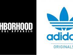 超越「黑魂极东」系列?NEIGHBORHOOD x adidas Originals 联名再一发!