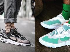 「再次原价入手」!Nike React Element 87「明天线上发售网站」请看这里!