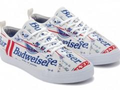 经典美式联乘 ‧ Greats x Budweiser x ALIFE 三方合作别注鞋款