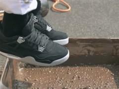 """谁人甲我比!Crep Protect 价值 90 万元的影片"""" Eminem x Carhartt x Air Jordan 4 """""""