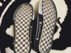 联乘曝光 ! 预览更多 mastermind JAPAN x Vans 合作鞋履样貌