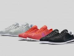 经典进化. Nike Cortez Ultra Breathe 三色现身