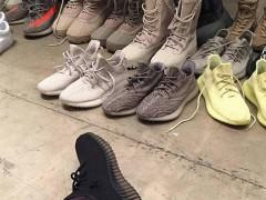 风潮再起.全新 adidas Yeezy Boost 鞋款将于六月开卖