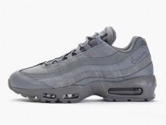 经典酷灰!Nike Air Max 95「Cool Grey」新色发布