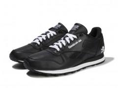 暗魂 ‧ Reebok x NHIZ Classic Leather 联名鞋作