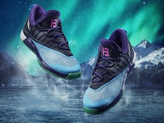 "adidas 发表 James Harden 独佔版本 Crazylight Boost 2.5 ""All Star"""