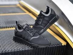 "adidas Originals NMD ""Triple Black"" 意外曝光发售时程"