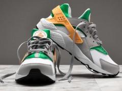 鉴赏 Nike Air Huarache 全新设计式样