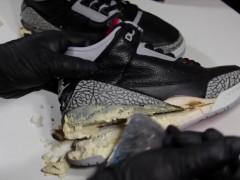 """一名鞋头让 1994 年版的 Air Jordan III """"Black/Cement"""" 死而复生"""