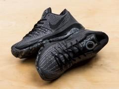 """酷黑意念!Nike KD 8 """"Blackout""""全新配色"""