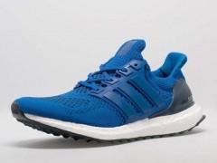 "adidas Ultra Boost ""Royal Blue"" 完整鞋作鉴赏"