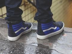 经典板鞋与户外机能结合!Vault by Vans x The North Face 2015秋冬联名系列