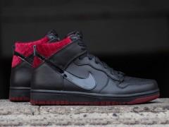万圣节特别款-Nike Dunk High 释出「棺材」配色