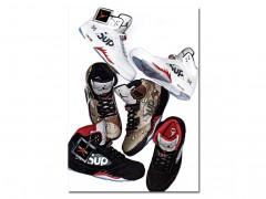 睡袋 板凳预备!Supreme X Air Jordan 5 将于本月登场