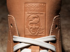 adidas Originals Stan Smith X Horween 皮革与球鞋的完美结合