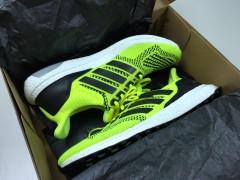 E 编的亿万球鞋俱乐部开箱 - adidas Ultra BOOST 科技球鞋的穿搭时代来临!