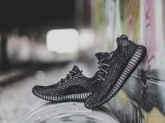 """又来放火了!adidas Yeezy Boost 350 """"Black"""" 无死角细览"""