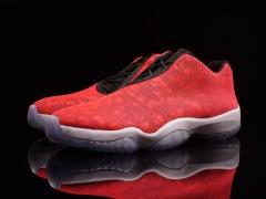 烈焰迷彩 Air Jordan Future Low「Infrared 23」配色