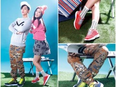 F.KNIT运用纯熟的编织技巧打造舒适的休闲运动鞋款!