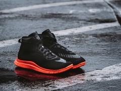 """黑色风暴火热登场!Nike Free Hypervenom Mid """"Black/Hot Lava"""""""