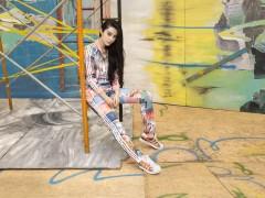 女神范冰冰来临!adidas Originals X The Farm Company亚马逊丛林的热带风情