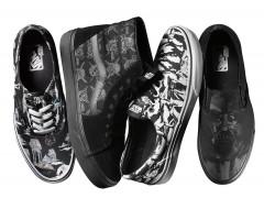 "星战迷不可错过!VANS X STAR WARS 2014秋冬 ""Dark Side"" 系列鞋款即将抵台"