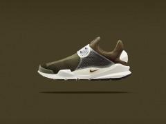 经典再现!fragment design x Nike Sock Dart 2014秋冬联名鞋款