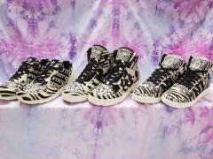 """狂野街头运动风味!adidas Originals 2014秋季""""Black & White Pony Hair"""""""