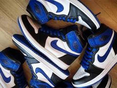 闪电与飞人迸出新滋味!fragment design x Air Jordan 1 Retro High OG 联名鞋款