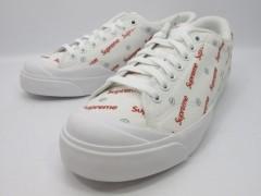 从未流出的超强三方联名鞋款!Supreme x fragment design x Nike All Court 原来长这样!