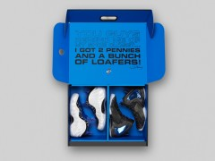 Nike Air Foamposite One & Lil Penny Posite「Shooting Stars」系列套组