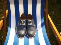 Clarks 2014春夏 Farli Walk鞋履 赤脚亦能穿着的夏日皮鞋!