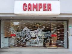 Camper 全球创意在地化 新春橱窗首度献礼