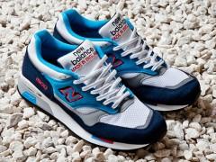 "经典怀旧的「千」系列总统鞋!New Balance ""Made in UK"" 1500 全新配色"