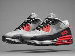 混种融合 去芜存菁 Nike Air Max Lunar 90