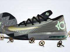 "Nike KD 6 ""Precision Timing"" 正式发表"