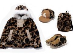 迷彩毛系列!BAPE 1st Camo Fur Capsule Collection 系列新作全公开