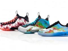 任先生是否该来一双!Nike Weatherman Pack天气图系列鞋款
