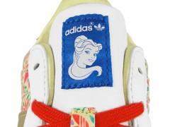 Disney x adidas Originals ZX 700'Belle'童话成真 贝儿公主优雅登场