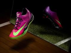 足球狂热!Nike释出KOBE 8 MAMBACURIAL篮球鞋