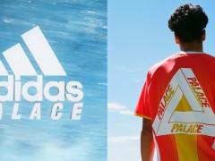 不演了, Palace x adidas Originals 全新「SunPal」联乘系列开大招!直接给你超大三角 Logo !