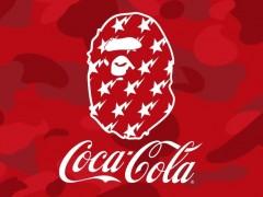 台湾贩售预告 该「买可乐」了吧? A BATHING APE® x COCA-COLA®联乘系列即将重磅登台!