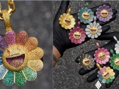 村上隆要破产,10 款高街潮流「太阳花珠宝项鍊」你愿意用新台币下架吗?!