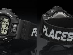 台湾贩售预告|黑魂加 3M 反光太过分! PLACES+FACE x G-SHOCK DW-6900 联乘錶款即将开卖!