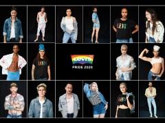 用你的声音,为自己发声!LEVI'S® 2020 PRIDE 平权系列释出, PRINT SHOP平权主题图案同步上线!