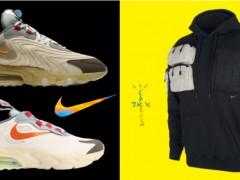 贩售倒数-TRAVIS SCOTT x Nike 联名系列「官网上架」!