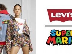 台湾贩售预告|电动要打,丹宁也要穿!《超级玛利欧》 x LEVI'S 联乘系列即将开卖 网:满版内裤太欠收!