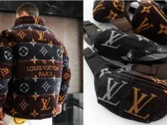 屌虐官方联名?看完这些 Louis Vuitton 羽绒服、腰包配件,只问你:钱包还争气吗?