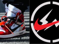 """震撼!会有 OFF-WHITE x Nike """"The Ten"""",原因居然是藤原浩的「闪电」没创意?!"""