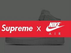 钱包营养不良但看到又很硬,Supreme x Nike 再度「联名 3 款配色」!